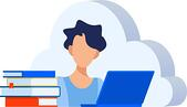 remotelearning-thinking teacher